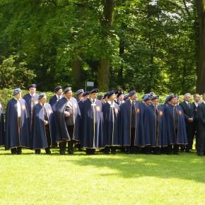 Wyjazd oazy rodzin do Wisły i do Rud z przyjęciem na członków Bractwa - czerwiec 2013