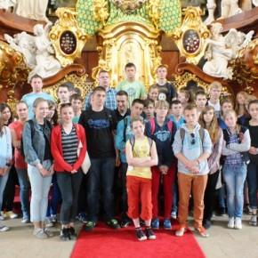 Młodzieżowe wakacje z Bogiem - Wambierzyce/Wrocław 2013