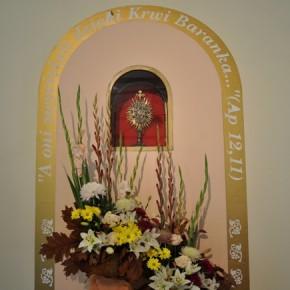 Pielgrzymka do Częstochowy (Sanktuarium Krwi Chrystusa i Jasna Góra) – 19 października 2013 roku (fot. Ferdynand Szczepanik)