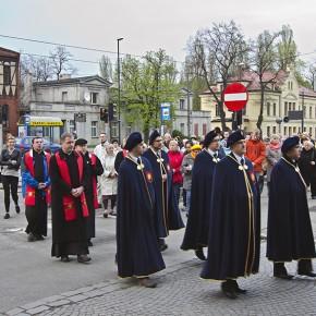 Droga Krzyżowa ulicami Zabrza - 2014