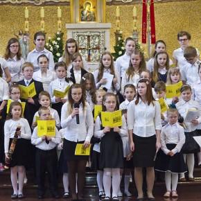 Koncert wielkanocny dzieci - 2014. Fot. B. Hruby