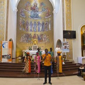 Claret Gospel - 24.08.2014