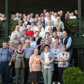 Wyjazd seniorów do Głuchołaz - wrzesień 2014