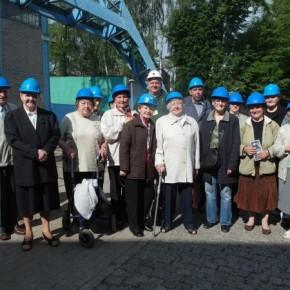 Wycieczka Seniorów do Kopalni Guido - czerwiec 2014