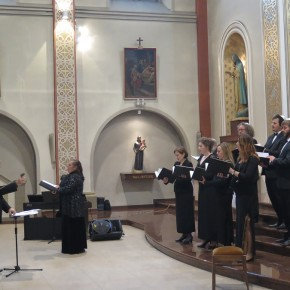 chór synagogi
