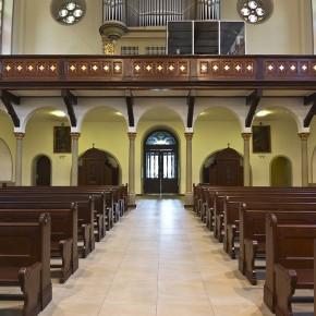 kościół zabrze wnętrze (1)