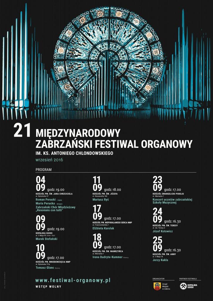 festiwal organowy 2016