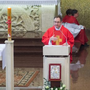 25. rocznica święceń kapłańskich proboszcza (1)