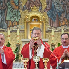 25. rocznica święceń kapłańskich proboszcza (15)