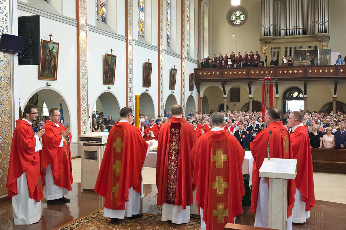25. rocznica święceń kapłańskich Księdza Proboszcza