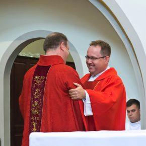 25. rocznica święceń kapłańskich proboszcza (25)