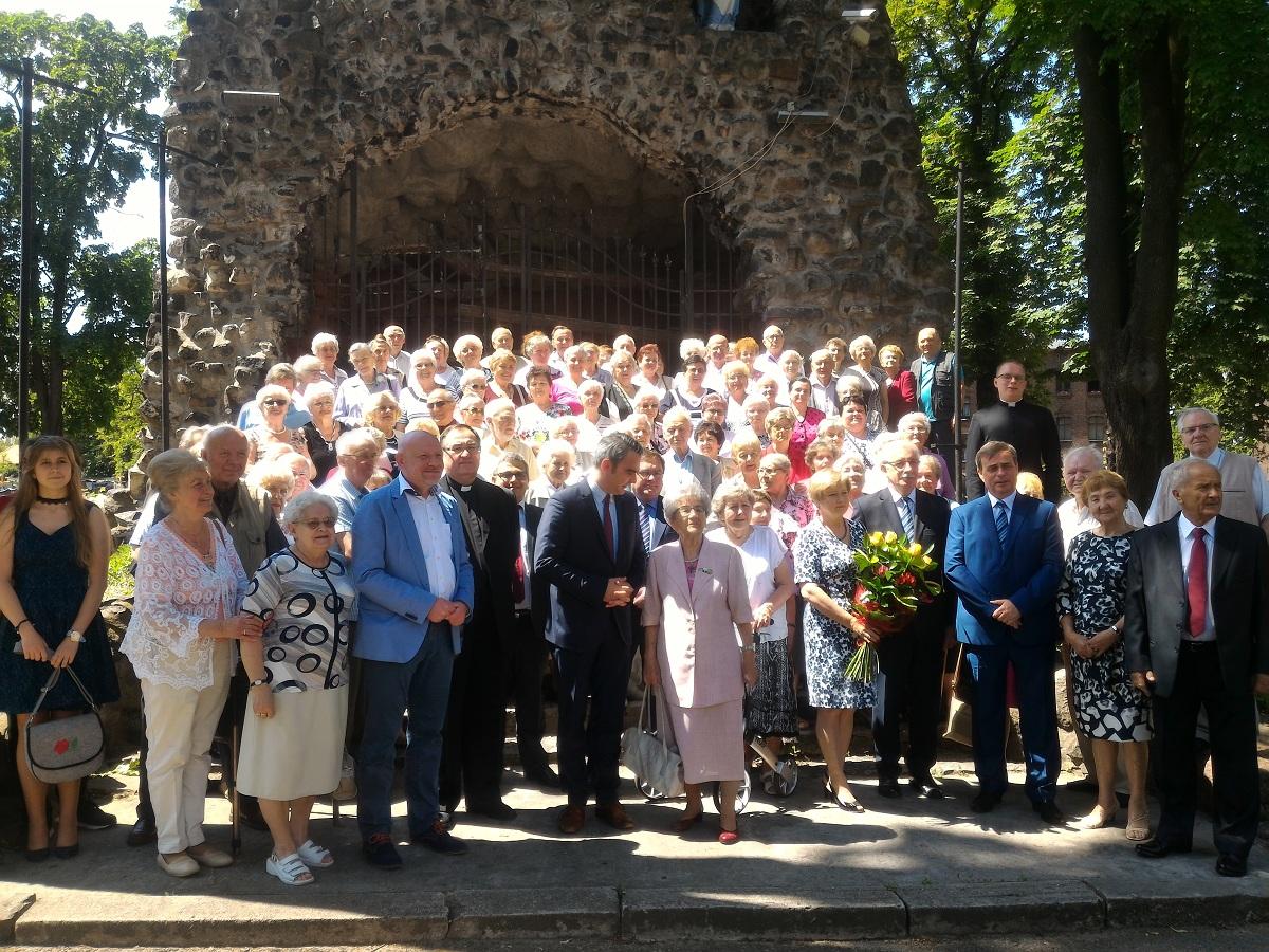 Jubileusz 25-lecia Mszy Świętej w języku niemieckim