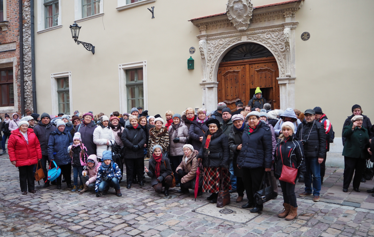 Pielgrzymka do Krakowa
