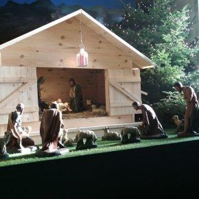 szopka bożonarodzeniowa (1)