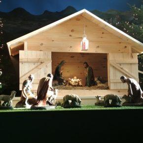 szopka bożonarodzeniowa (2)