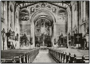 kościół archiwalne