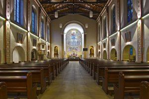 kościół obecne