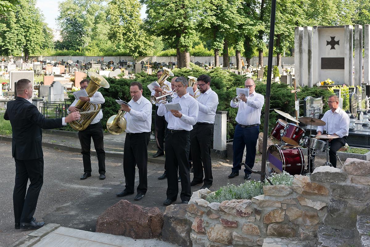 Nasza Orkiestra Dęta - koncert pieśni maryjnych