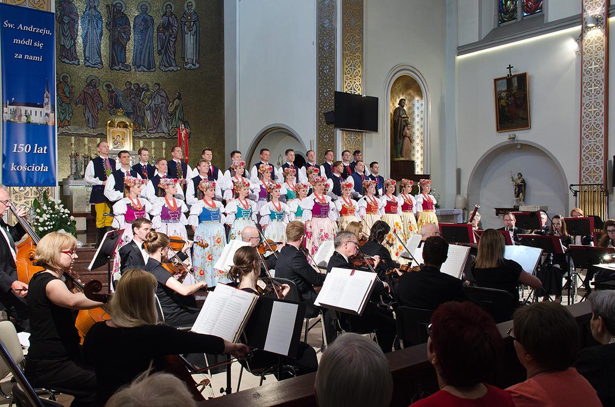 Koncert Zespołu Pieśni i Tańca - Śląsk
