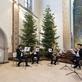 koncert ars et gloria & silesian brass quintet (1)