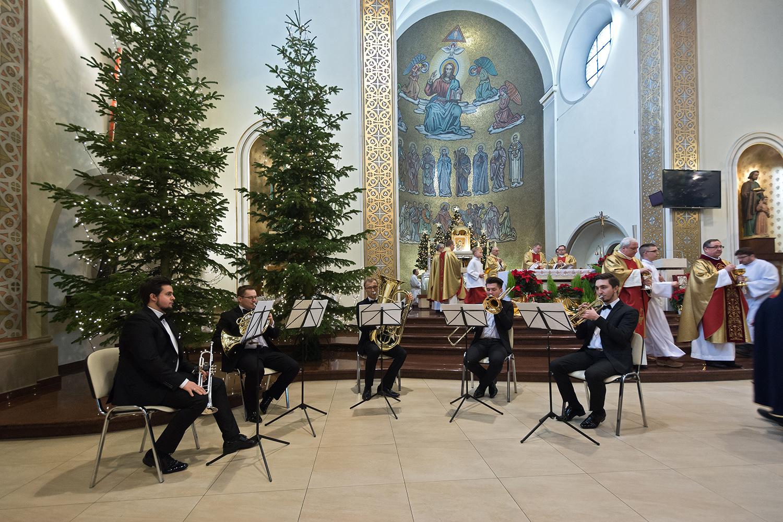 Ars et Gloria & Silesian Brass Quintet