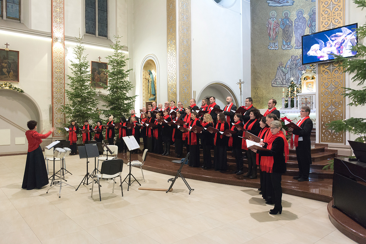 Chór i Orkiestra Opery Śląskiej - koncert kolęd
