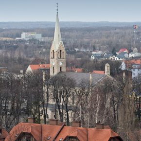 kościół - widok z wieżowca (6)