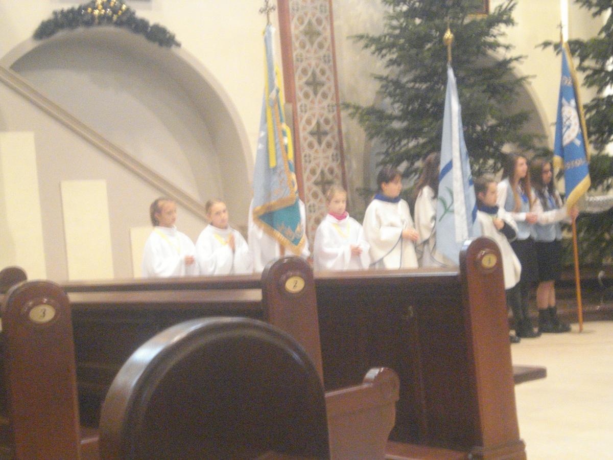 Dekanalne Spotkanie Dzieci Maryi