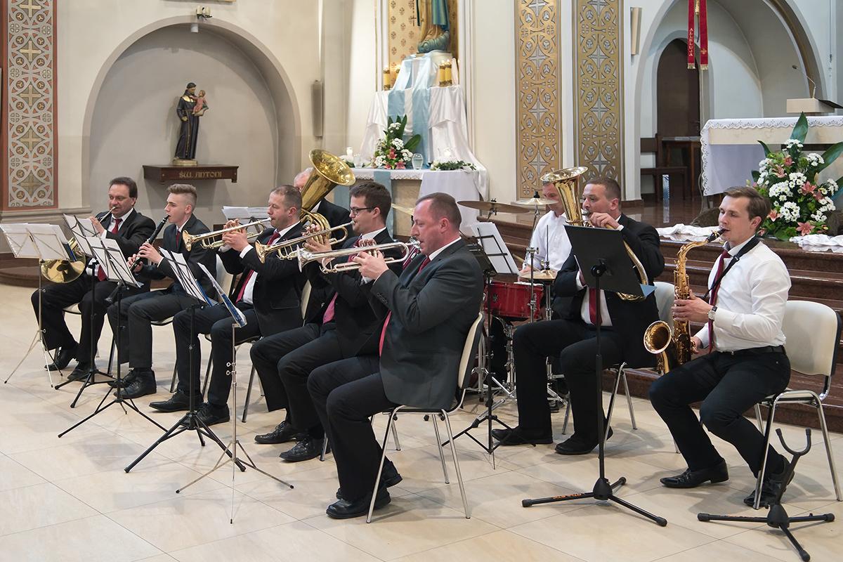 Majowy Koncert Pieśni Maryjnych