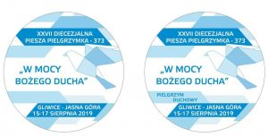 pielgrzymka 2019 znaczki
