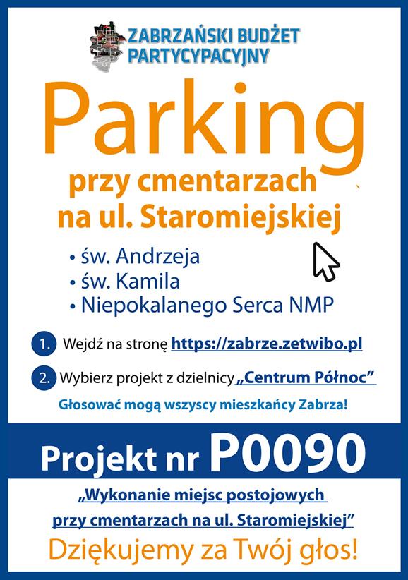 parking staromiejska