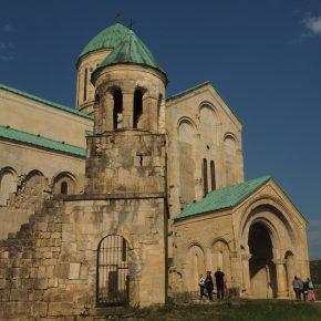 05. Kutaisi - katedra Bagrati