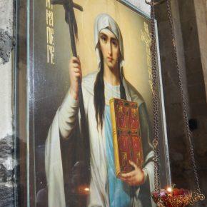 17. Dżwari - św. Nino