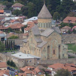 22. Mccheta - katedra Sveti Cchoweli