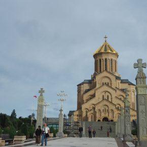 23. Tbilisi - katedra Cminda Sameba