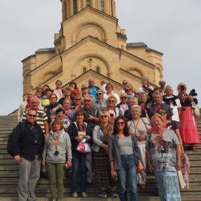 24. Tbilisi - nasza grupa