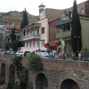 26. Tbilisi - stare miasto