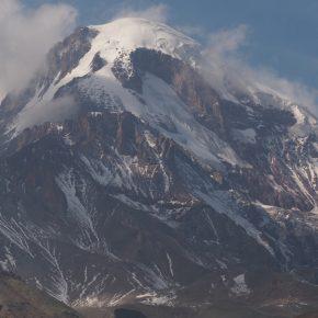 35. Kaukaz - góra Kazbek