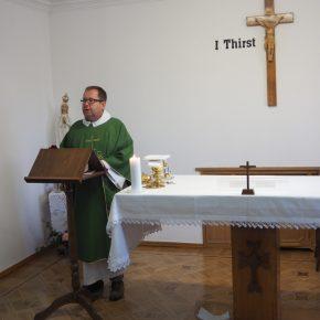 48. Erywań - msza u sióstr Matki Teresy