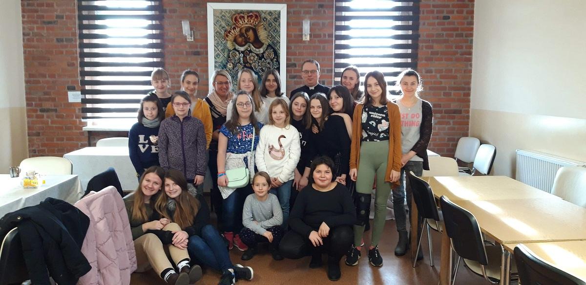 Dzień Skupienia Marianek