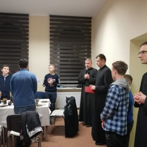 spotkanie opłatkowe ministrantów i marianek (1)