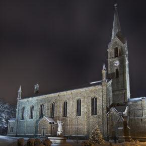 kościół w zimowej szacie (2)