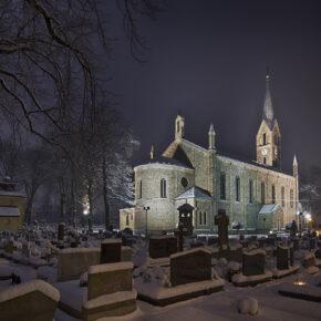 kościół w zimowej szacie (3)