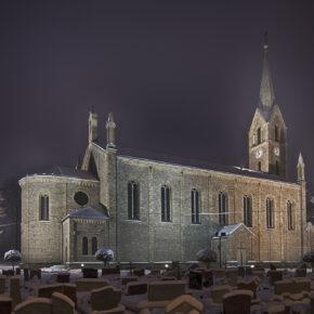 kościół w zimowej szacie (4)