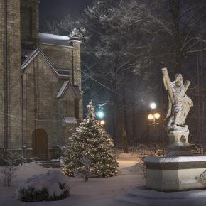 kościół w zimowej szacie (5)