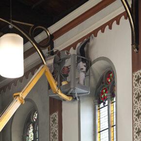 malowanie kościoła (1)