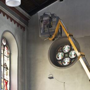 malowanie kościoła (10)