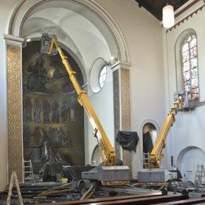 malowanie kościoła (15)