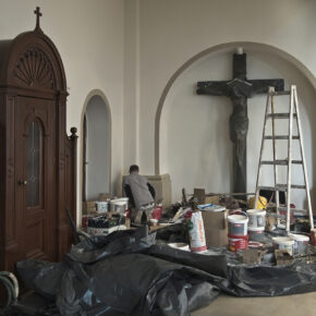 malowanie kościoła (16)