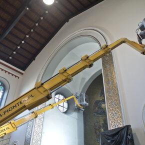 malowanie kościoła (17)